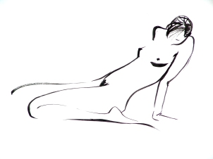 Brush/Ink