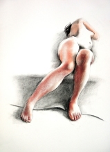 Charcoal/Conte