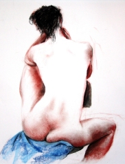 Charcoal/Pastel