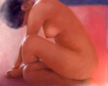 Acrylic/Pastel