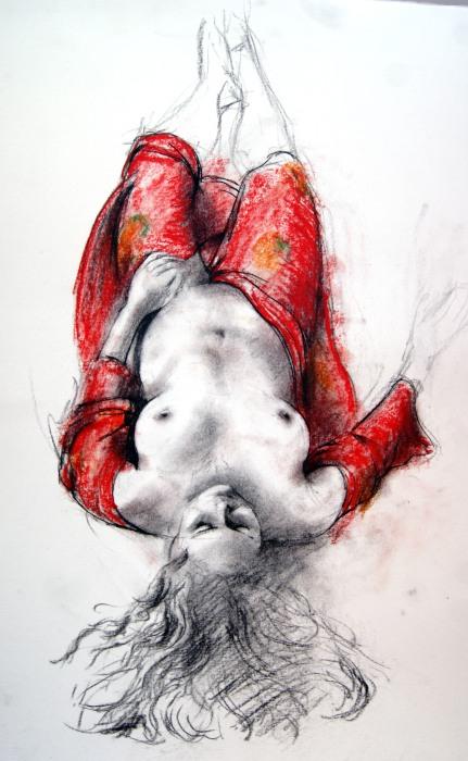 Life Drawing 2012 15