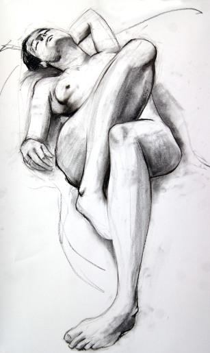Life Drawing 2012 16